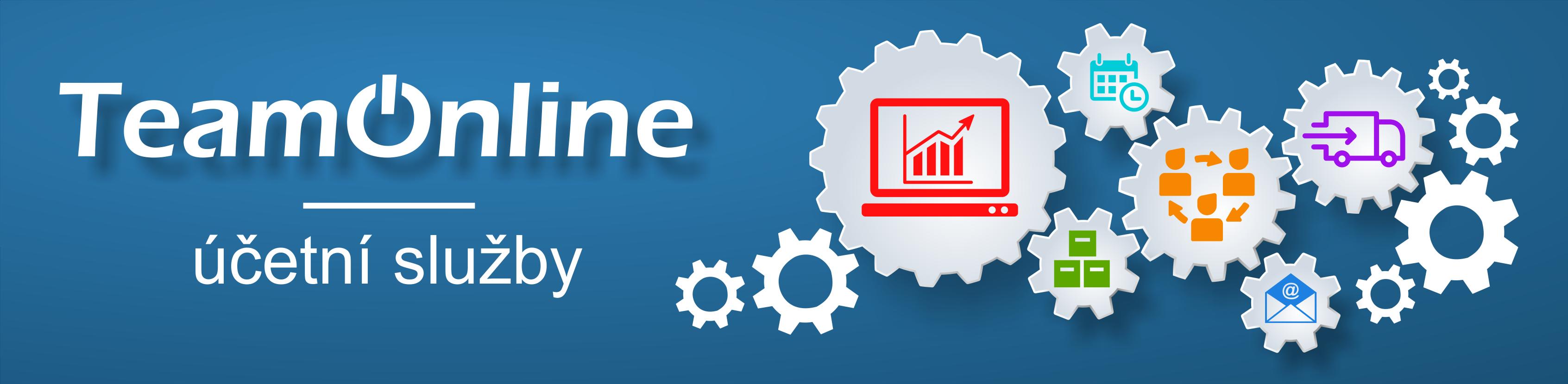 TeamOnline účetní služby